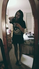 2016-01-01_01-25-20 (purplepandas112) Tags: cute me face skinny body small short ugly tall thin bleh bluehair fit selfie