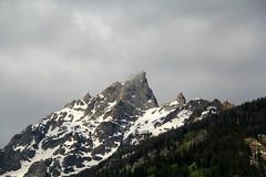 Teewinot color (RPahre) Tags: mountain wyoming grandtetons seeingdouble grandtetonnationalpark teewinot