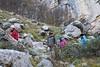 Sulla strada del ritorno nelle Gole di Fara San Martino (CH) - Majella - Abruzzo - Italy