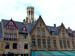 P1030168-Bruges, Belgium (CBourne007) Tags: city architecture buildings europe belgium bruges veniceofthenorth