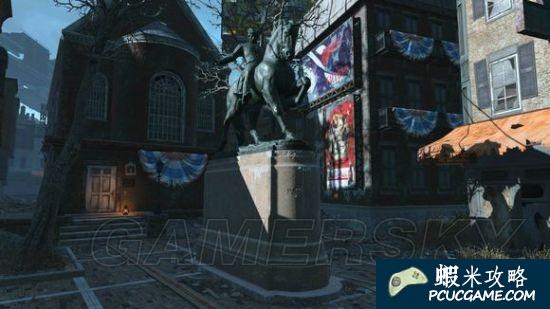 異塵餘生4 波士頓景點原型圖文介紹 異塵餘生4波士頓景點原型什麼樣