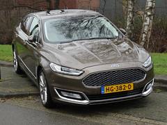 2016 Ford Mondeo Vignale (harry_nl) Tags: ford netherlands nederland amersfoort mondeo 2016 vignale sidecode9 hg382d