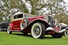 5th Annual San Marino Motor Classic (USautos98) Tags: auburn saloon coupe 1934 v12 phaeton