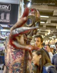 Tatoo Week Sao Paulo Brazil 2015 (Roberto Sant'Anna) Tags: brazil rock metal brasil photo cool great fair best international sp convention week paulo tatoo sao tatuagem rbsantanna