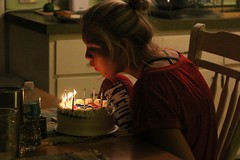 18th Birthday Cake 21 (klmontgomery) Tags: birthday cake candles maria 18th september 2015 klmonty klmontgomery