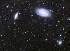 M81, M82, and NGC 3077 (AllAboutRefractors) Tags: astrophotography astronomy galaxies