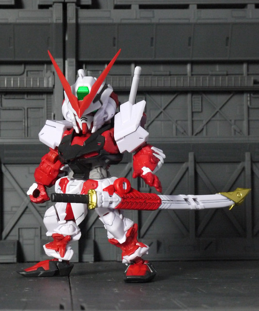 [NXEDGE STYLE] Gundam Astray Red Frame