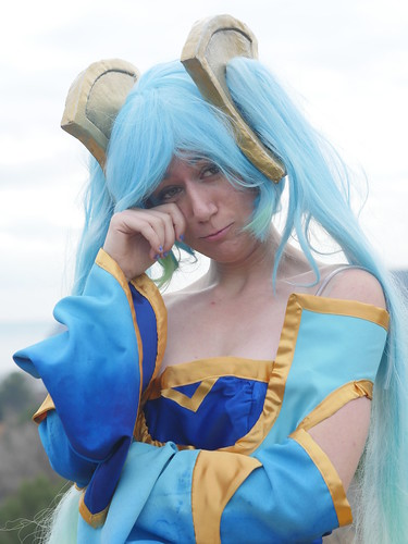 Shooting Sona - League of Legends - Miramas Le Vieux - 2015-12-27- P1260527