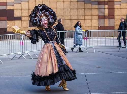 België - Aalst (Alost) - Oilsjt Carnaval 2016 - Voor de parade