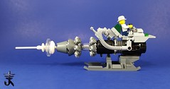 SteamSled (Norweasel) Tags: lego steampunk