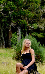 blond model outdoor shoot (Ringcraft Moana) Tags: nature model photoshoot outdoor jewellery blond