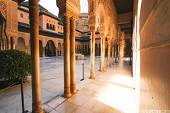 Alhambra_Granada_Spain (17 of 23) (sunsets_and_bubbles) Tags: history beautiful spain architechture muslim palace alhambra granada stunning andalusia monuments