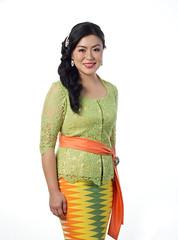 The Modern Age Kartini (hendrikMINTARNO) Tags: lady highkey kebaya em10 strobist octabox rotalux bx250ri mzuiko45mm
