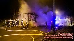 2015.03.27 - Pożar