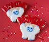 Will Yeti Be Mine (CheetahCookies) Tags: snowman day valentines yeti abominable