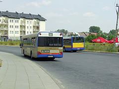 SU12 #637 & MAN NL2x3, #660, KM Pock (transport131) Tags: man bus urbino nl autobus solaris km pock