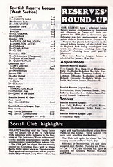 Motherwell vs Airdrieonians - 1979 - Page 4 (The Sky Strikers) Tags: park football scottish first lucky fir guide division league motherwell programme airdrie airdrieonians