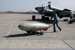 N96240 - Beech Expeditor 3TM - Euroworld - Meknes/Bassatine - November 78 (THE Graf Zeppelin) Tags: morocco beech c45 expeditor beech18 n96240 meknesbassatine