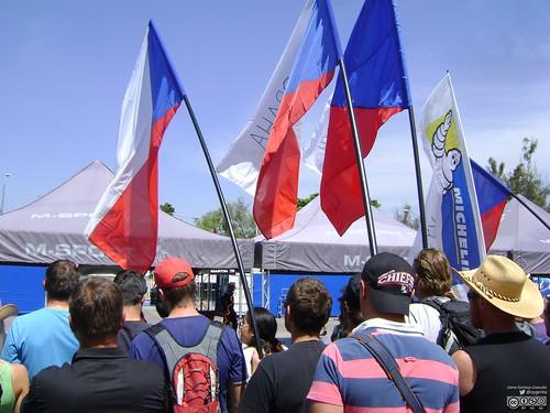 WRC Rally Guanajuato México 2016 - Sábado 5 de marzo - Rally Campus 055