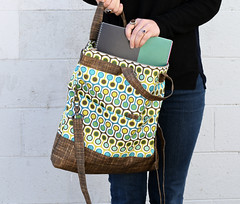 Field Study Tote in Linen-cotton (Sprout Patterns...) Tags: tote betzwhite