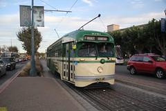 1952 St. Louis Car Co. #1040 (busdude) Tags: car st louis san francisco railway equipment muni co streetcar municipal sfmuni pcc brookville