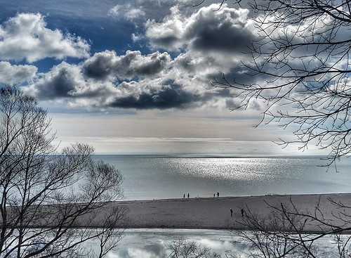 A beautiful spring day overlooking Rouge Beach.  #instagood #photographersoninstagram #snapseed