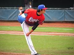IMG_3752_副本 (vivian_10202) Tags: baseball taoyuan cpbl lamigo 王溢正