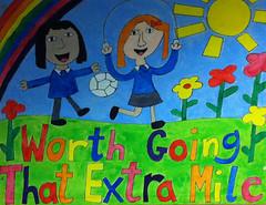 extra mile (b4ruralnorth) Tags: yorkshire lancashire jfdi cumbria spades barnstormers heroines b4rn digitalbritain ladiesofgrit