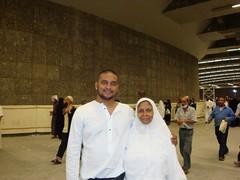 Hajj @ Jumrah with Ma