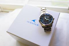 IMG_0098_LR (weiyu826) Tags: casio s3000 ocw oceanus 電波時計 光動能 電波錶