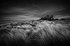 Bamburgh (Neil Nicklin Photography) Tags: england castle mono northumberland bamburgh bamburghcastle bamborough bamboroughcastle bamburghcastlenorthumberland
