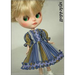 style4doll outfit for Blythe