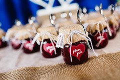 10/52 (Bohemia Heart) Tags: party food diy engagement event favor favors favours favour plumjam