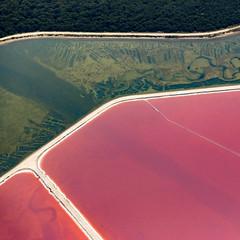 Salt Pan 6.jpg (Hamsters Pics) Tags: abstract landscape colours aerial adelaide algae saltpan