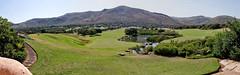 Daylight landscape (kud4ipad) Tags: panorama club golf landscape southafrica volcano pond crocodile sar suncity панорама 2015