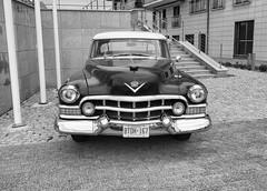 Old American Car (Ciddi Biri) Tags: monochrome blackwhite classiccar automobile kitlens vehicle bwphotography classicauto m43 siyahbeyaz classicautomobile pl3 americanautomobile klasikaraba epl3 olympuspenepl3 1442rii olympusmirrorless m43turkiye olympusaynasiz amerikanarabasi amerikancar