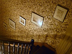 Stairway (en tee gee) Tags: pictures wallpaper stairs massachusetts victorian mansion banister backbay