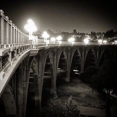 Is #bridgeporn a thing? Finally was able to check out #ColoradoStreetBridge. I've always been inspired by its beautiful lighting and #arches in person and on car commercials. #Pasadena April 08, 2016 at 07:15PM (karolalmeda) Tags: lighting beautiful its car by out person was is check thing inspired arches been april ive always pasadena finally 08 commercials able 2016 coloradostreetbridge bridgeporn instagram ifttt 0715pm