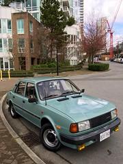 1986 Škoda 120 GLS for sale in Canada (Skitmeister) Tags: skoda skitmeister škoda