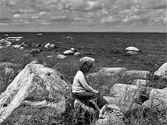 Dominique (mittags.kind) Tags: bw white black landscape wasser sw landschaft schwarz vnern weis