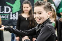 Luke Sooy of Emerald School of Irish Dance