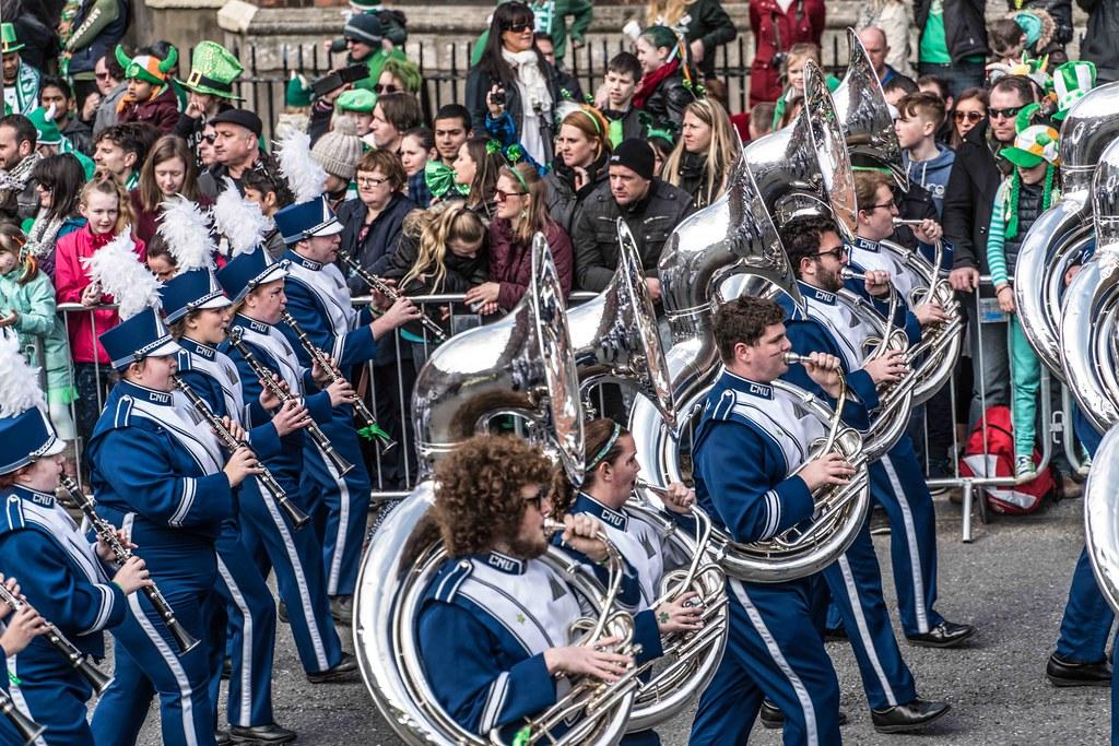 Christopher Newport University Marching Captains-112438