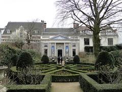 Garden of the Van Loon museum (Joop van Meer) Tags: amsterdam keizersgracht 2016 museumvanloon