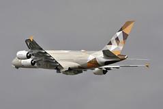 'EY33R' (EY0012) LHR-AUH: A6-APG first visit to London Heathrow. (A380spotter) Tags: london climb colours 1st heathrow belly airbus a380 scheme departure takeoff 800 gim etihadairways lhr livery 2014 ey egll etihad etd climbout 27l  runway27l lhrauh serviceentry landorassociates fromabudhabitotheworld ey0012 gearinmotion firstvisittolhr firstvisittoheathrow secondcommercialservice secondrevenueflight facetsofabudhabi a6apg msn0198 ey33r