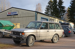 Range Rover (saabrobz) Tags: rover range