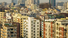Dhaka 21st March (ASaber91) Tags: city urban asia dhaka bangladesh density dense gulshan