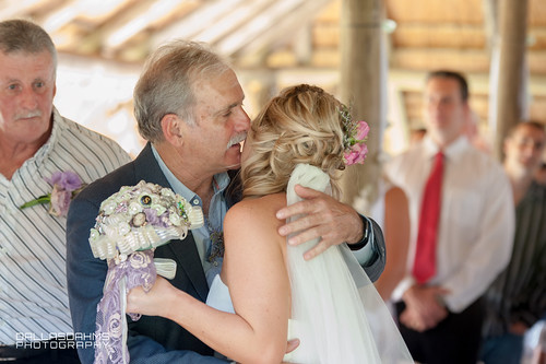 A Proud Father Of The Bride