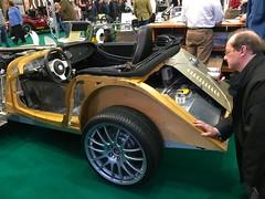 Morgan Half Car (mangopulp2008) Tags: car half morgan