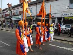Shri Guru Ravidass Ji Jayanti Parade 2016 069 (kiranparmar1) Tags: ji video indian parade sikhs guru shri 2016 jayanti belgraveroad ravidass