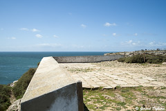 GDF0873 (G-D-F) Tags: blue sea sky building castle portugal nature water architecture fort fortaleza algarve fortification fortress kasteel defend sagres defending fortalezadesagres forta
